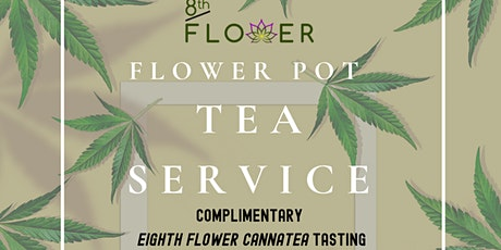 Tea Time with Eighth Flower tickets