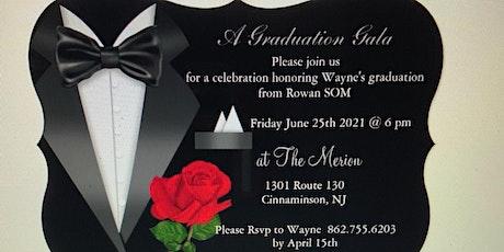 A Graduation Gala for Dr. Wayne A. Reynolds tickets