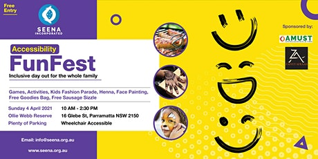 Accessibility FunFest tickets