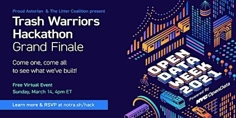 Grand Finale Hackathon Presentation Tickets
