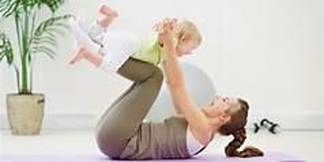 Mom and Baby Fitness Classes - 6 Week Package tickets