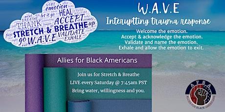 AFBA presents Stretch & Breathe tickets