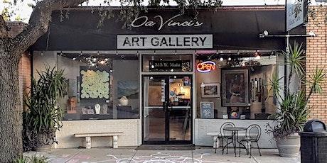 DaVinci Artists Gallery  Fresh Art Open House tickets