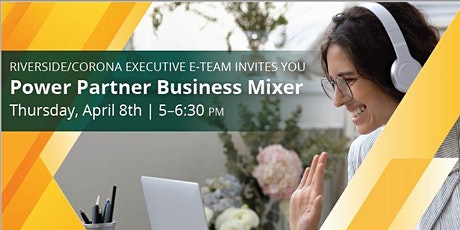 Power Partner Business Mixer Tickets