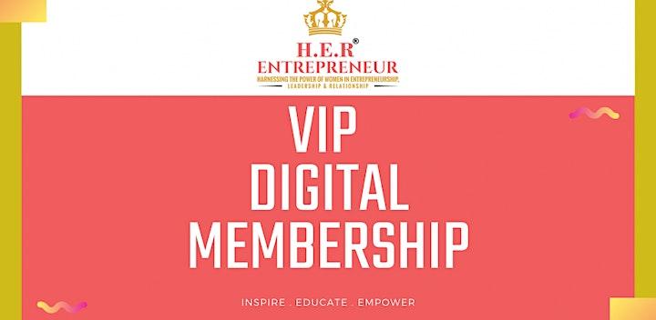 HER Entrepreneur Digital Membership image
