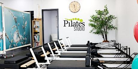 Pilates Studio Reformer Classes tickets