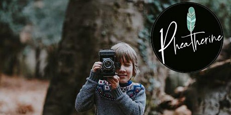KIDS PHOTOGRAPHY FOR BEGINNERS - Age 6-12 years tickets
