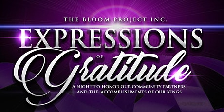 Expressions of Gratitude  Virtual tickets