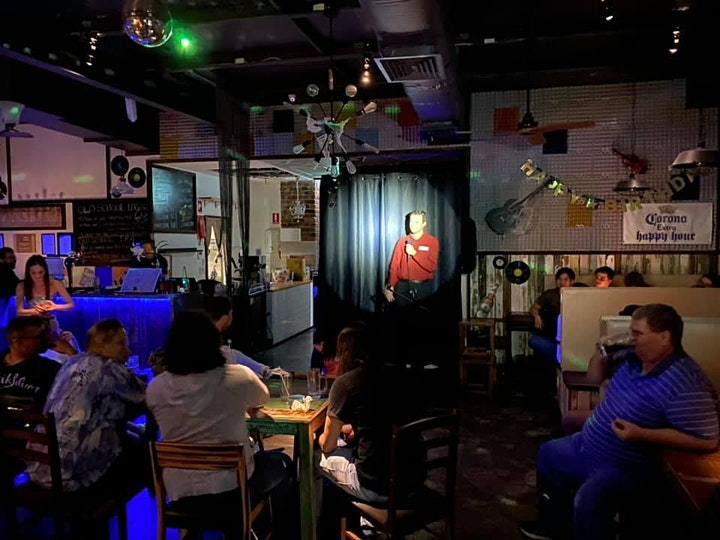 THURSDAY COMEDY AT OLD&SCHOOL BAR image