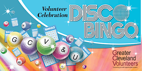 GCV Volunteer Celebration Disco Bingo tickets