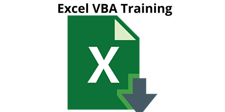 4 Weekends Microsoft Excel VBA Training Course Dublin tickets