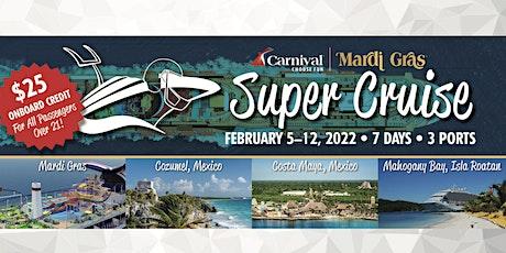 28th Annual Super Cruise tickets