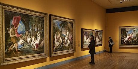 Pasiones Mitológicas en el Museo del Prado. Tour virtual guiado entradas