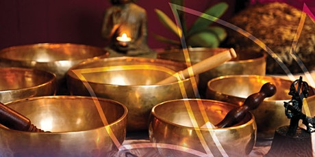Group Sound Meditation - Anahata Heart Focus tickets