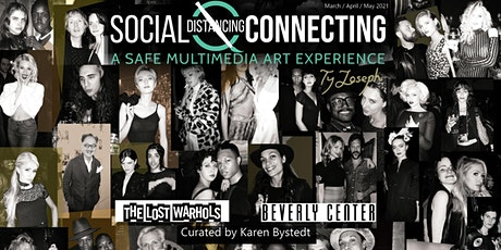 Social Connecting Art Exhibition Opening tickets