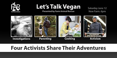 Let's Talk Vegan! - Brisbane tickets
