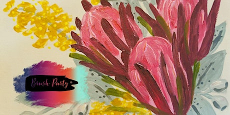 April Brush Party tickets