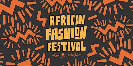 African Fashion Festival tickets
