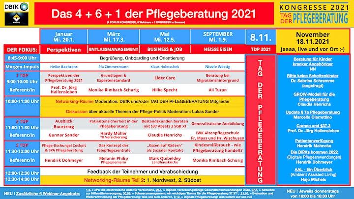 18.11. - Kongress der Pflegeberatung 2021: Bild
