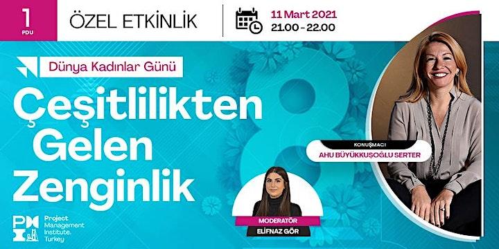 PMI TR Özel Etkinlik- 11 Mart Perşembe 2021 image