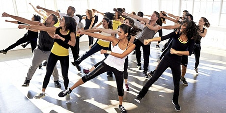 2021 Get Active! Expo - Zumba 'Come & Try' (Maribyrnong) tickets