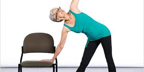2021 Get Active! Expo - Get Stronger with Chair Yoga (Yarraville) tickets