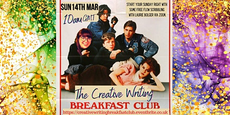 The Creative Writing Breakfast Club Session 30 tickets