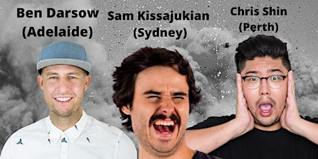 Nor'West Comedy Tour tickets