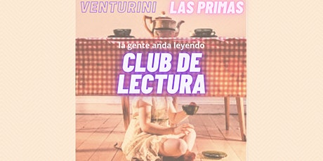CLUB DE LECTURA LA GENTE ANDA LEYENDO MAYO entradas