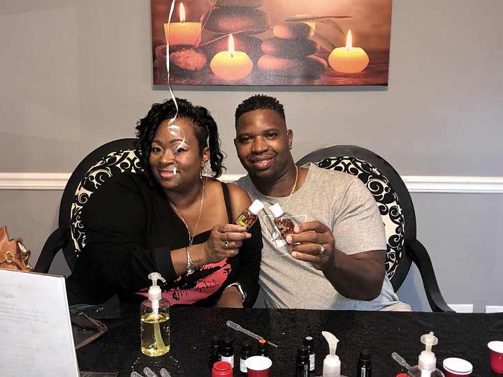 Ultimate Date Night Couples Massage Class Experience image