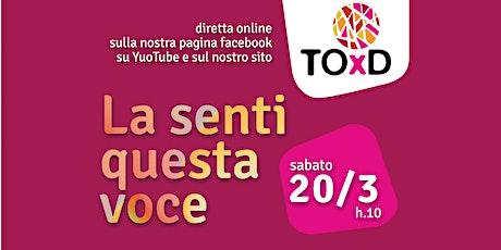 La senti questa voce - Un programma per Torino Città per le Donne biglietti