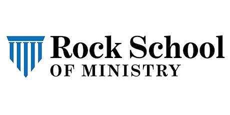 Rock School of Ministry Application Fee tickets