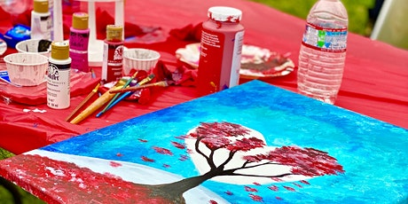 ✨☺️✨ PAINT & SIP PARTY - Lake Merritt - [OUTDOOR EVENT] tickets
