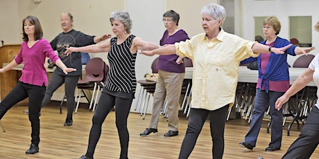 """2021 Get Active! Expo - Senior's Dance """"Come & Try"""" (West Footscray) tickets"""