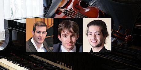 Dilyan Todorov, Matthew McLachlan, Ashkan Layegh concert - Talent Unlimited tickets