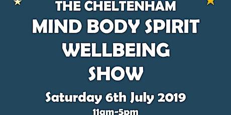 Cheltenham Mind Body Spirit Wellbeing Show tickets