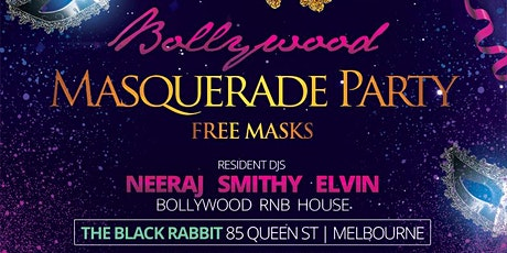 Bollywood Masquerade Party tickets