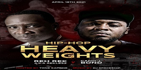 Hip-Hop Heavy Weights tickets