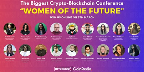 Online-Crypto Blockchain Conference 2021 tickets