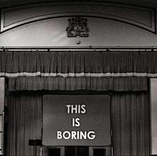 Boring Conference logo