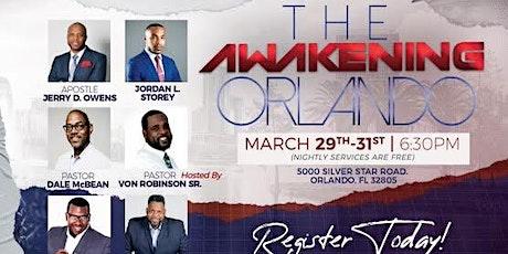 The Awakening Prayer Conference tickets