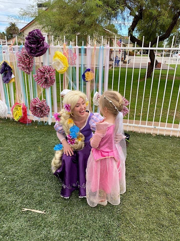 Rapunzel's Spring Fling image