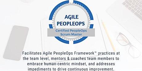 APF Certified PeopleOps Scrum Master™ (APF CPSM™) | Jun 21-22, 2021 tickets