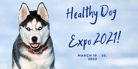 Healthy Dog Expo tickets