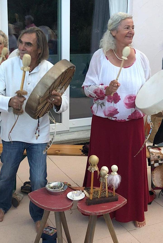 Image pour Rando Celtes & Cercle de tambours au Solstice.