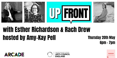 ARCADE presents Up Front with Esther Richardson & Rach Drew tickets
