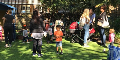 Stay and Play under 5s and families