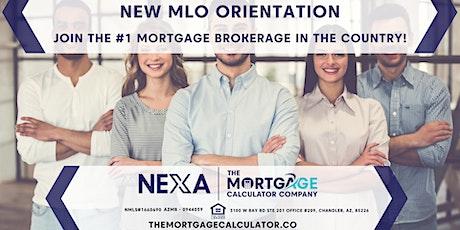 Mortgage Calculator New MLO Orientation biglietti