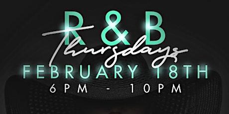RnB Thursdays tickets