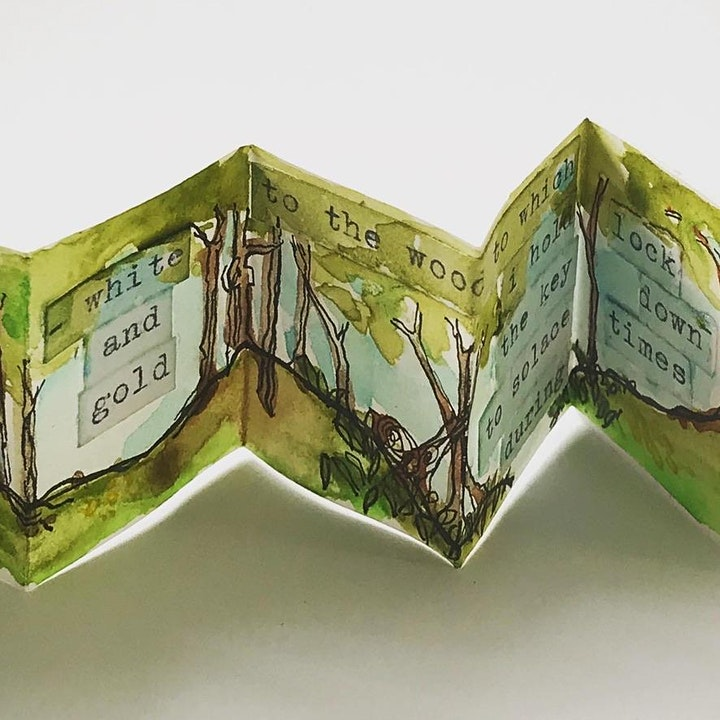My Lockdown Story - Stockport Miniature Book Project image